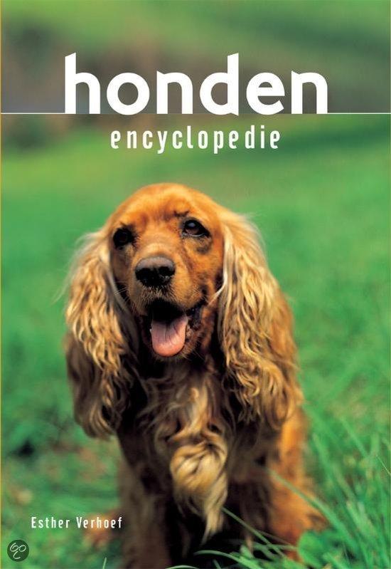 Geillustreerde  Honden encyclopedie