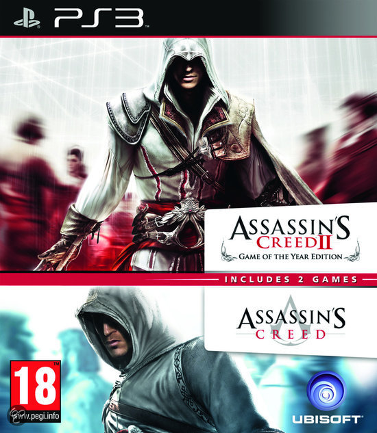 Assassin's Creed 1 + 2