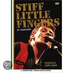 Stiff Little Fingers - Handheld & Rigidly Digital (speciale uitgave)