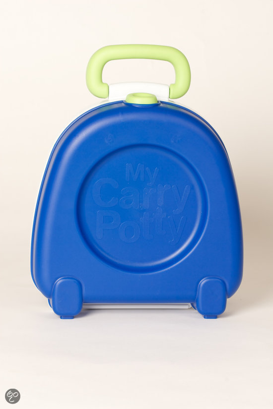 My Carry Potty - Plaspotje - Blauw
