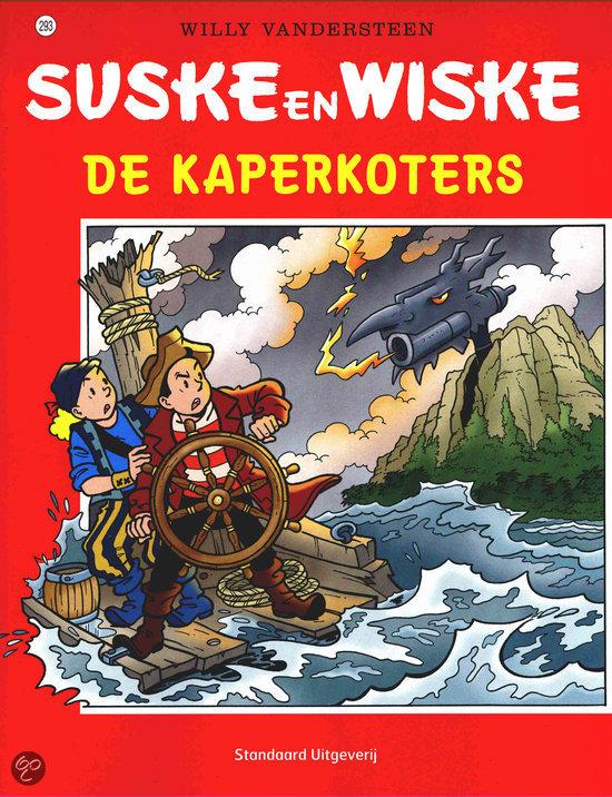 Suske en Wiske / 293 De kaperkoters