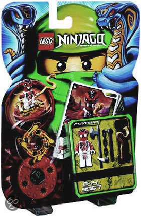 LEGO Ninjago Fang-Suei - 9567