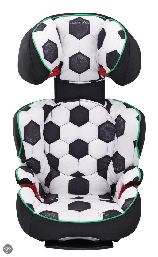 Maxi-Cosi Rodi Air Protect - Football Zwart/Wit
