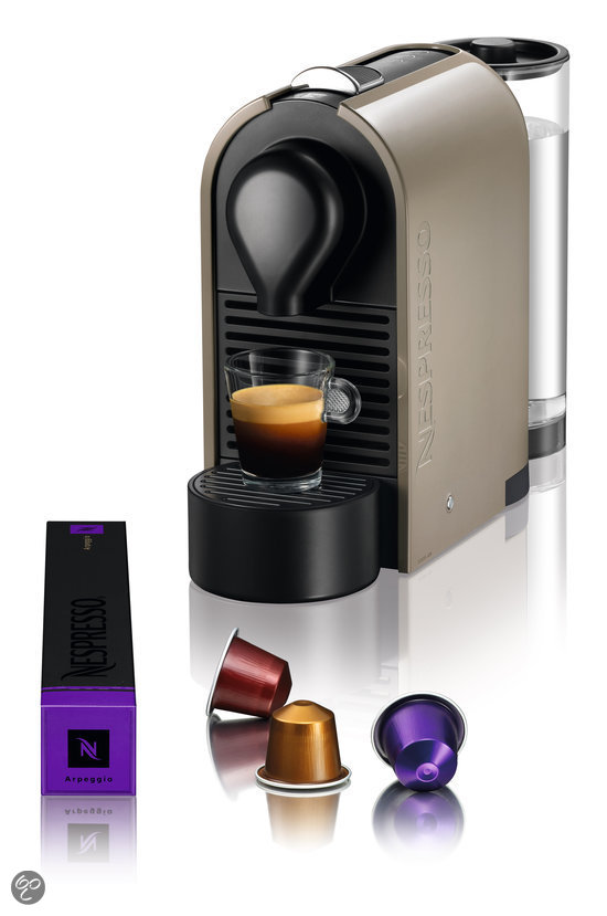 Krups Nespresso Apparaat U XN250A - Pure Grey