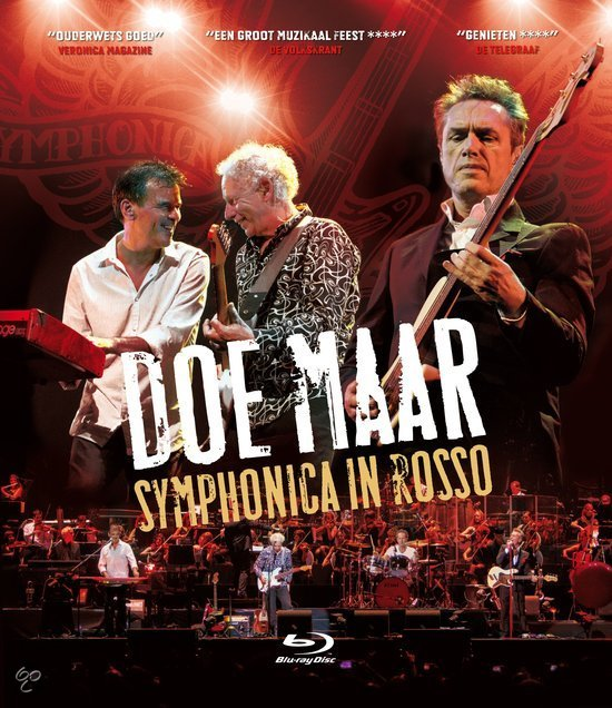 Doe Maar - Symphonica In Rosso 2012