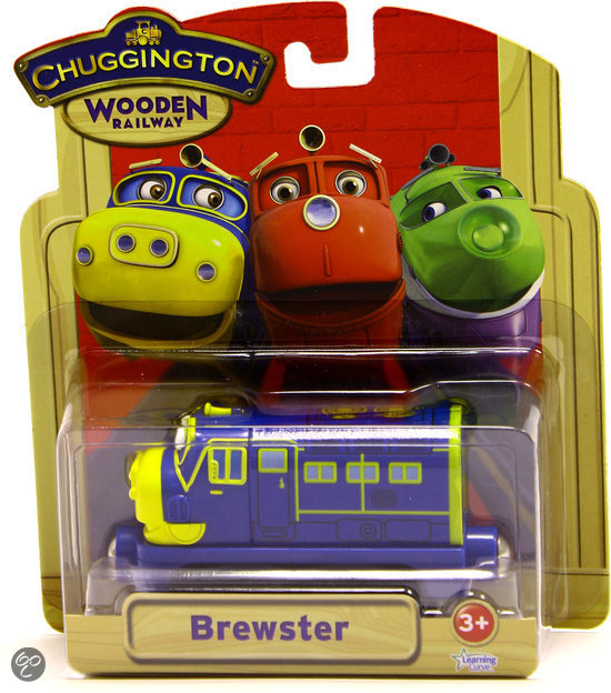 Chuggington Hout - Brewster