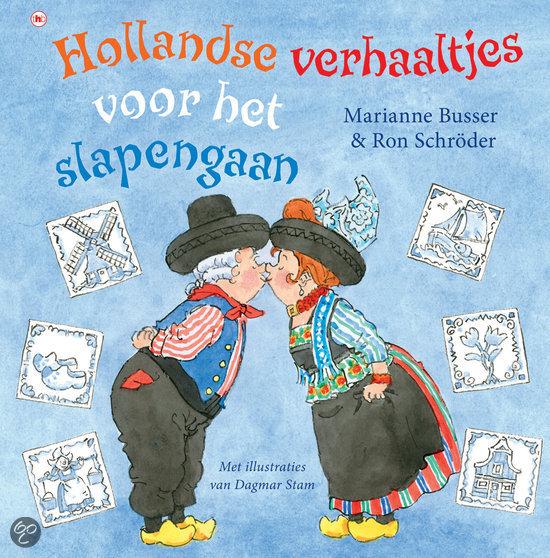 Hollandse verhaaltjes voor het slapengaan