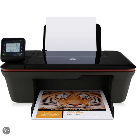 HP DeskJet 3055 - Multifunctional Printer (inkt)