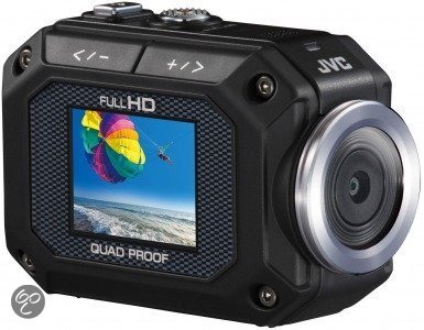 JVC Adixxion GC-XA1 Action camera