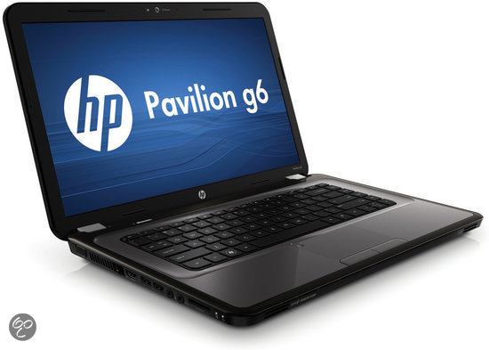 HP Pavilion G6-1350SD - Laptop