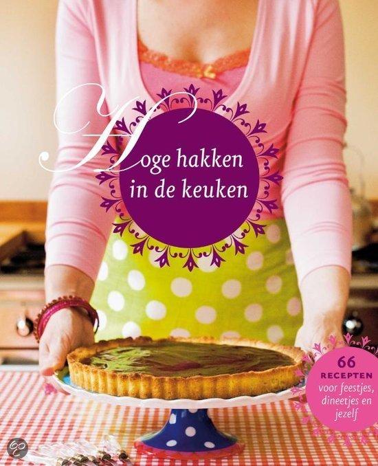 bol com Hoge hakken in de keuken, Janneke Vreugdenhil