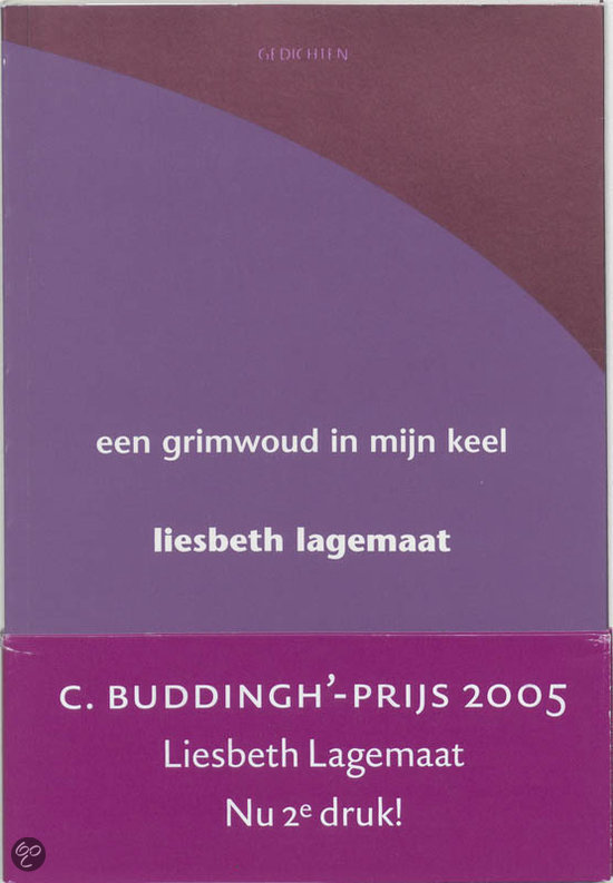 Een Grimwoud In Mijn Keel  ISBN:  9789028420861  –  Liesbeth Lagemaat