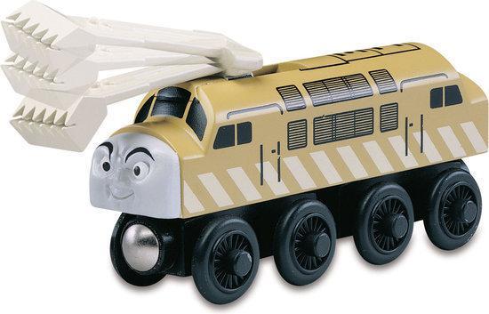Thomas de Trein Hout - Diesel 10