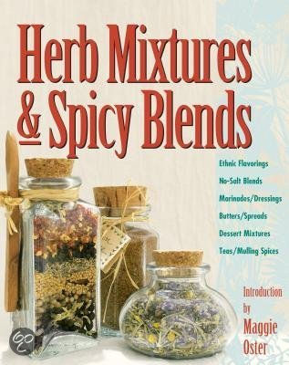 bol.com   Herb Mixtures And Spicy Blends, Maggie Oster   9780882669182 ...