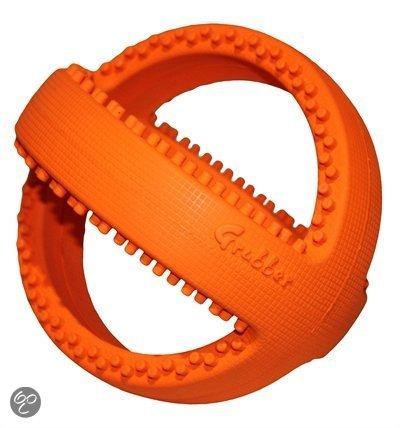 Happy Pet Speelgoed Grubber Interactieve Voetbal DIA 26 cm