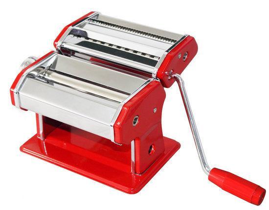 GEFU Pastamachine - Rood