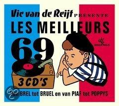 Vic Van De Reijt Presenteert Les Meilleurs 69