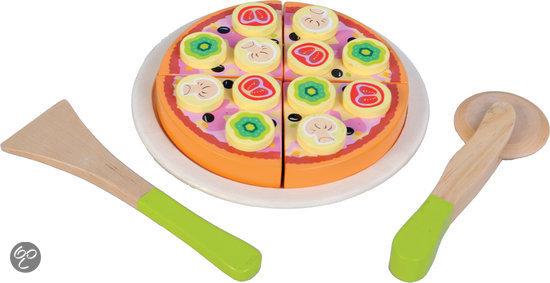 Snijset Pizza Funghi
