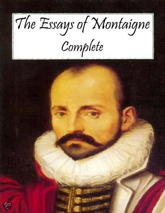 The Essays of Montaigne/Book I/The Author to the Reader