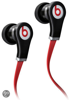 Monster Beats by Dr Dre Tour In-Ear Zwart