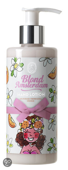 Blond Amsterdam Deliciously Refreshing Orange handlotion