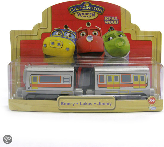 Chuggington Hout - Jimmy