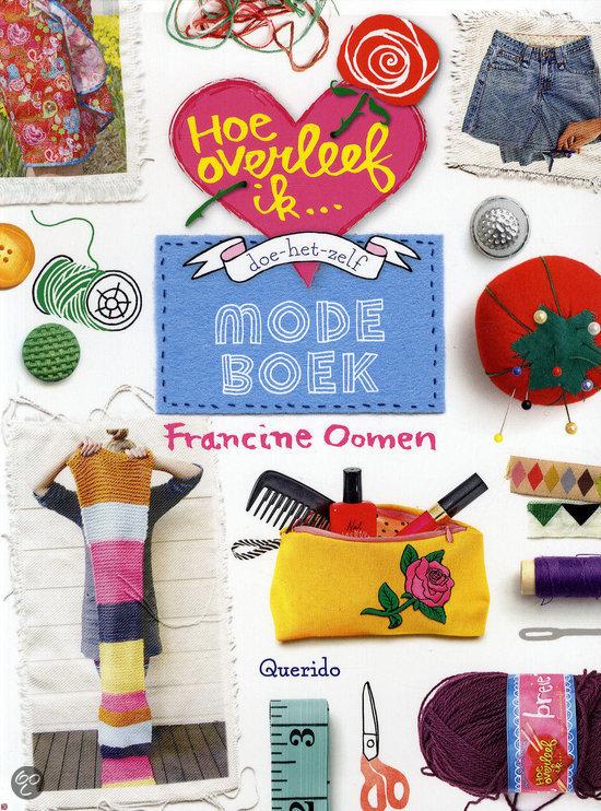 Doe-het-zelf modeboek