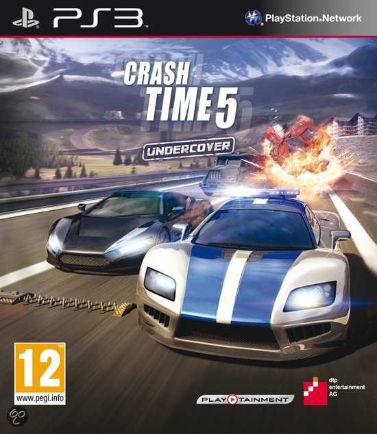 Review Crash Time 5: Undercover