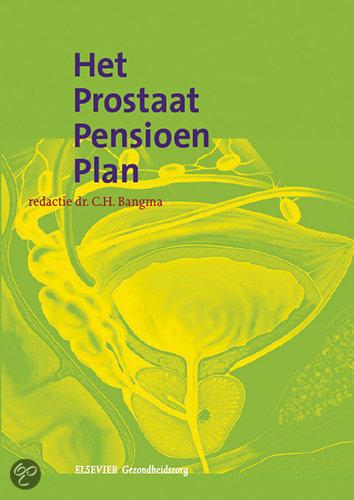 Het Prostaat Pensioen Plan