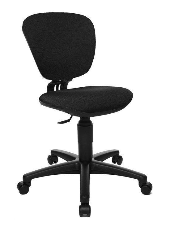 school gerief nodig vandaag speciale topstar bureaustoel bureaustoel high kid zwart. Black Bedroom Furniture Sets. Home Design Ideas