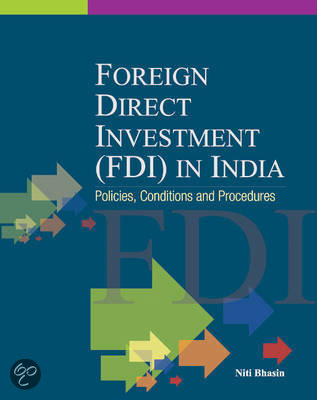 Role of foreign direct investment in india