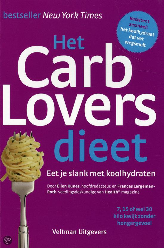 koolhydraatrijke voedingsmiddelen