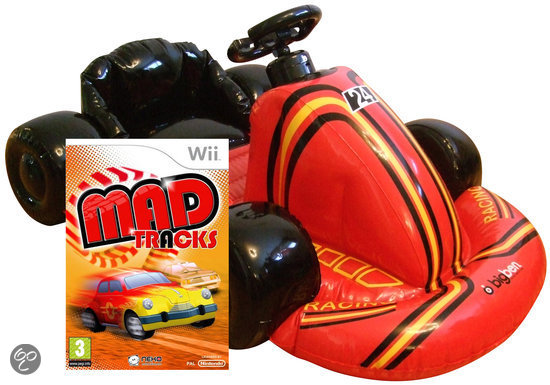 Wii Karting + Mad Tracks (bundel) Wii