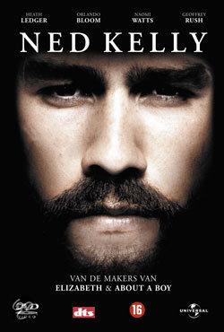 Cover van de film 'Ned Kelly'