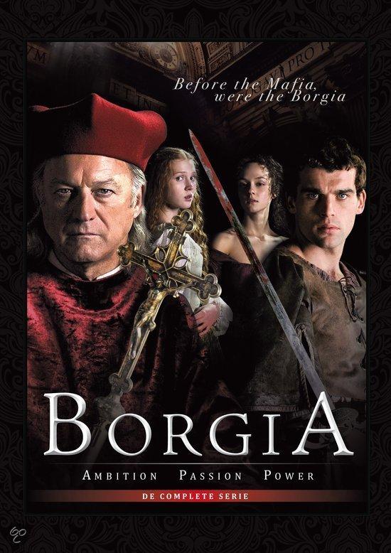 Borgia - Seizoen 1