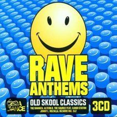 Rave anthems old skool classics various muziek for Old skool house classics