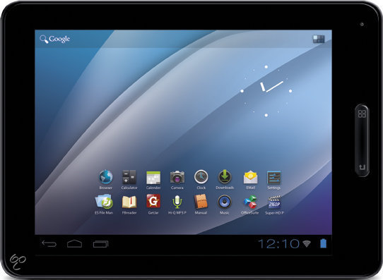 Yarvik GoTab Gravity (TAB364) - 8 inch capacitive