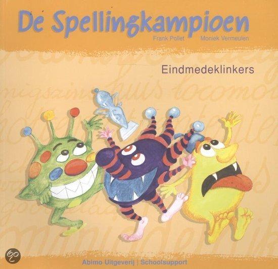 De spellingkampioen / Eindmedeklinkers