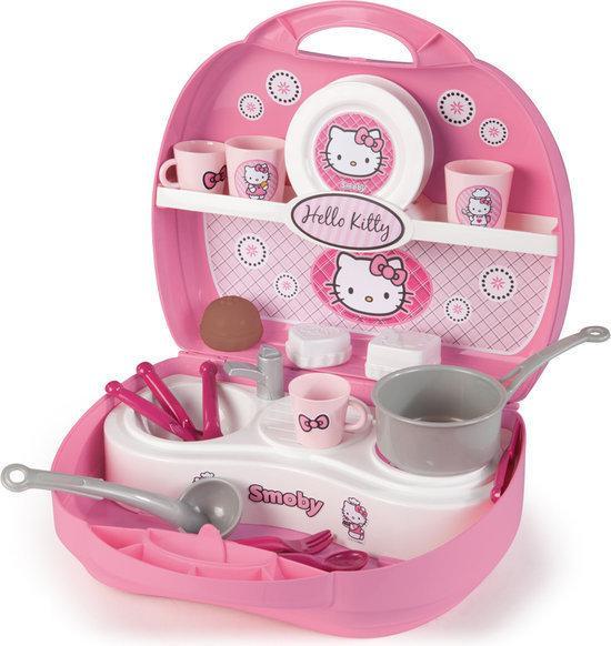 Mini Keuken Speelgoed : bol.com Hello Kitty Mini Keuken,Smoby Speelgoed