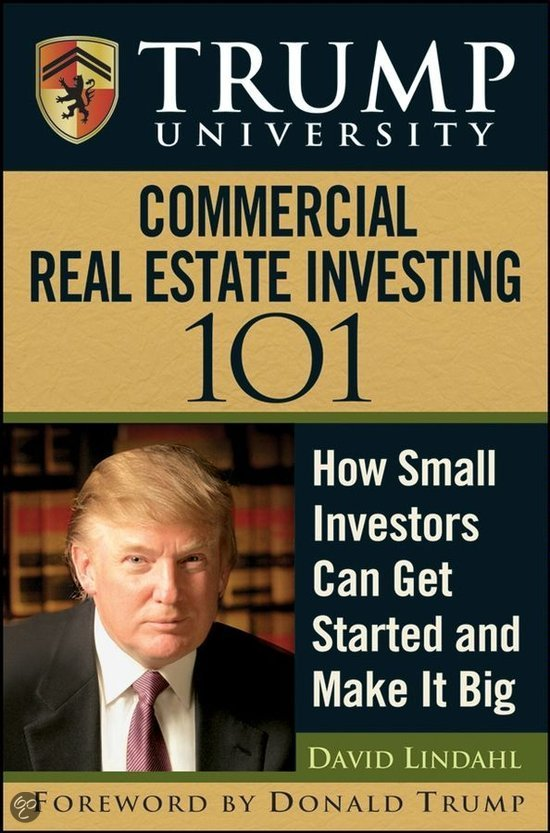 ... Trump University Commercial Real Estate 101 (ebook) Adobe ePub, Donald