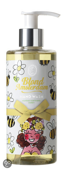 Blond Amsterdam Heavenly Softening Honey Hand Wash