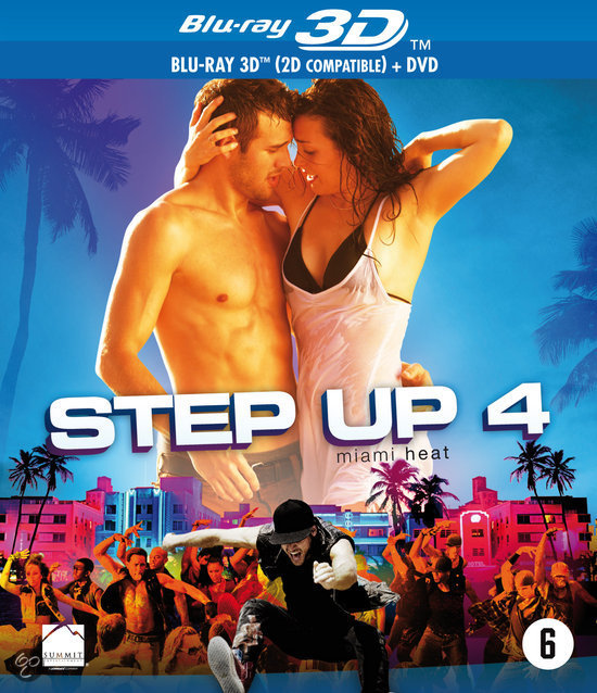Step Up 4 (3D Blu-ray)