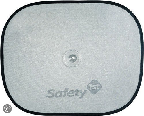 Safety 1st - Zonnescherm Twist - Zwart