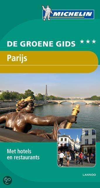 De Groene Reisgids Parijs