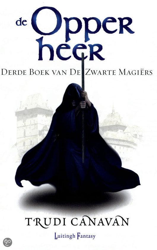 De Zwarte Magiers - derde boek: De Opperheer