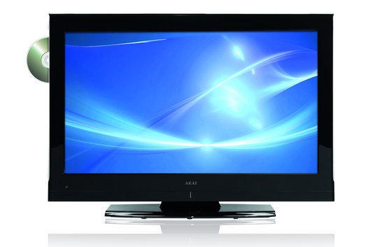 Akai ALD3219HT - Lcd Tv/DVD Combo - 32 inch - HD Ready