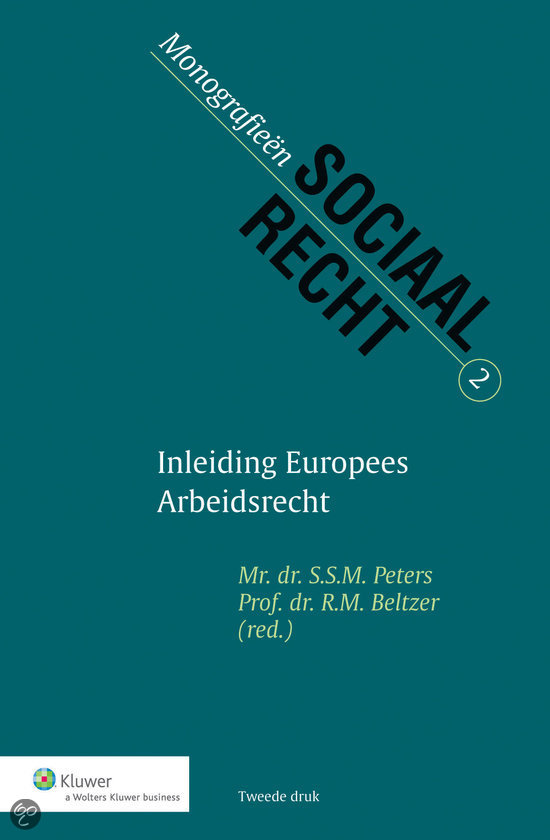 Inleiding Europees arbeidsrecht