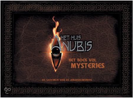 Anubis Boek Vol Mysteries