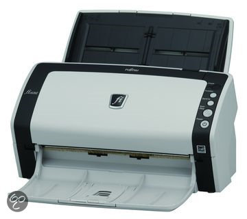 Fujitsu fi-6140Z High Speed A4 ADF Scanner - Wit
