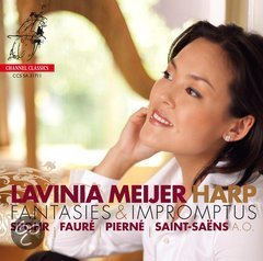 Harp Fantasies and Impromptus